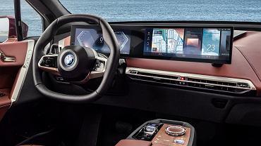 BMW iDrive 8.0