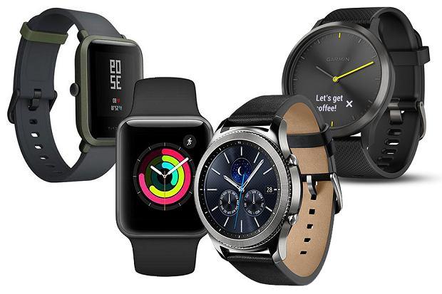 Smartwach - nasze propozycje: Xiaomi, Apple, Samsung, Garmin