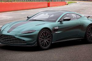 Aston Martin z okazji swojego sukcesu w F1 wypuszcza specjalną edycję modelu Vantage
