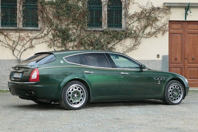 Maserati Touring Bellagio Fastback