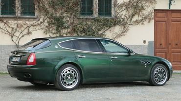 Maserati Touring Bellagio Fastback