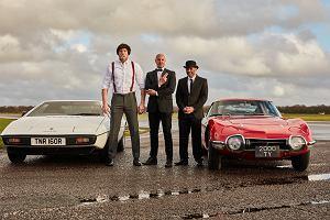 Humor, adrenalina, szybkie samochody. Top Gear powraca!
