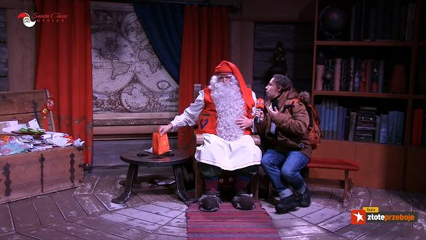 Złote Przeboje na Dzień Dobry u Świętego Mikołaja