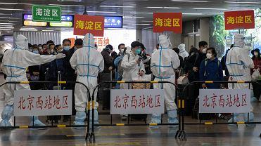 Epidemia koronawirusa w Chinach