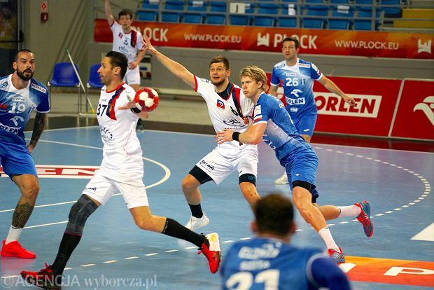Zdjęcie numer 32 w galerii - Superliga piłkarzy ręcznych. Nafciarze zrewanżowali się za porażkę w 1. kolejce w Szczecnie i wygrali z Pogonią 31:16 [GALERIA]