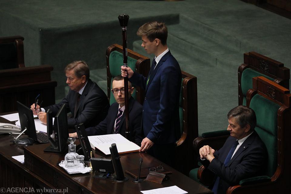 Dziecięcy Sejm, 01.06.2019.