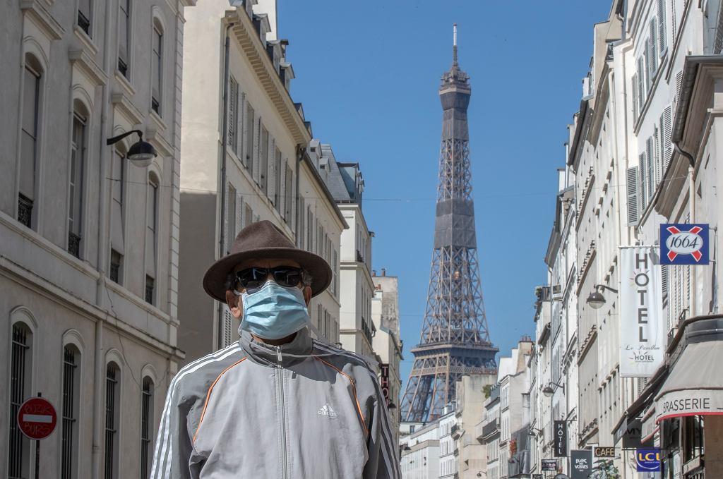 Koronawirus we Francji (zdjęcie ilustracyjne)