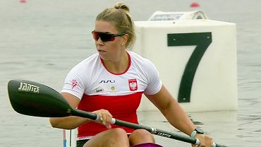 Anna Puławska na mistrzostwach świata w Montemor