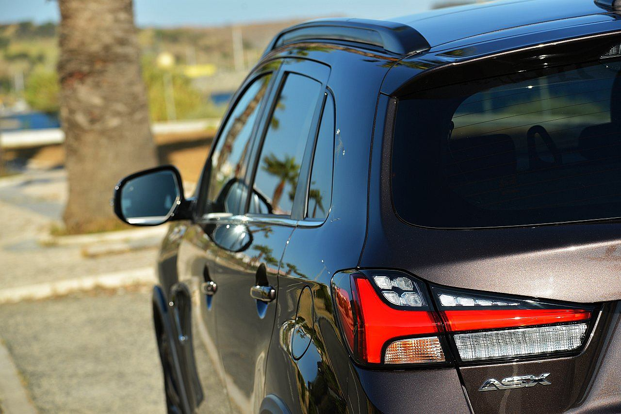 Ile kosztuje nowe Mitsubishi ASX?