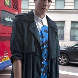 Moda z ulic Londynu