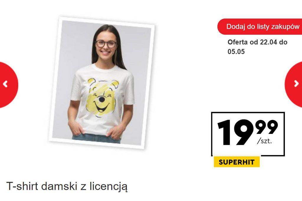 Koszulka Biedronka