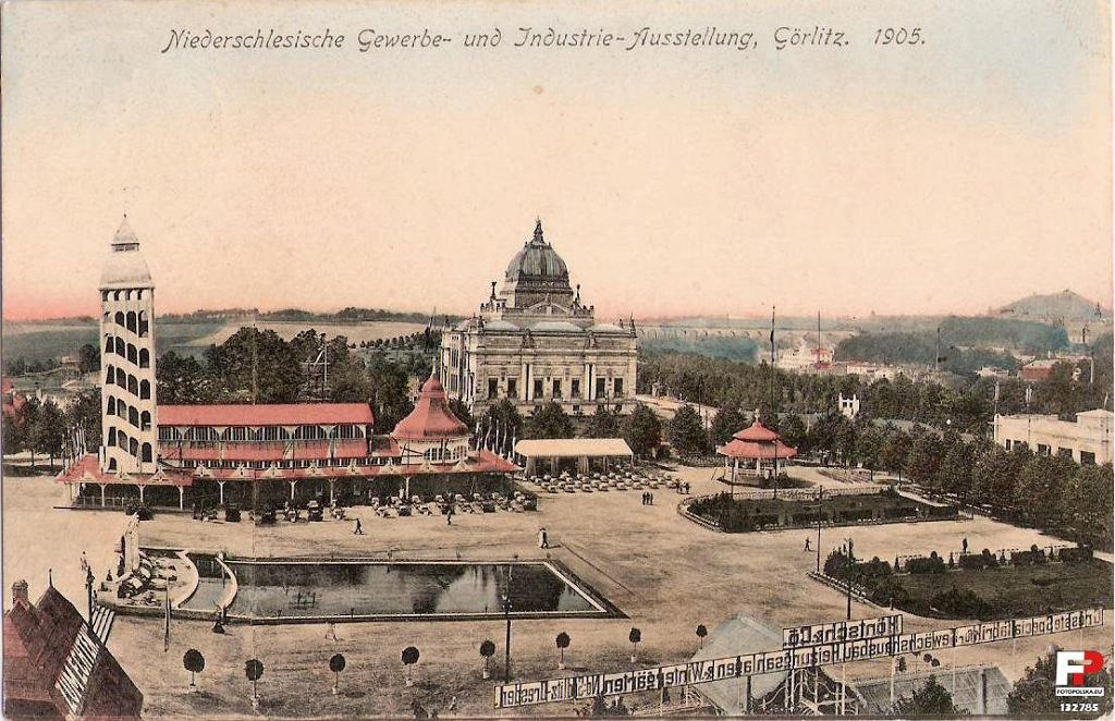 Miejsku Dom Kultury Zgorzelec w 1905 roku