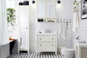 Ikea: łazienka o małym metrażu
