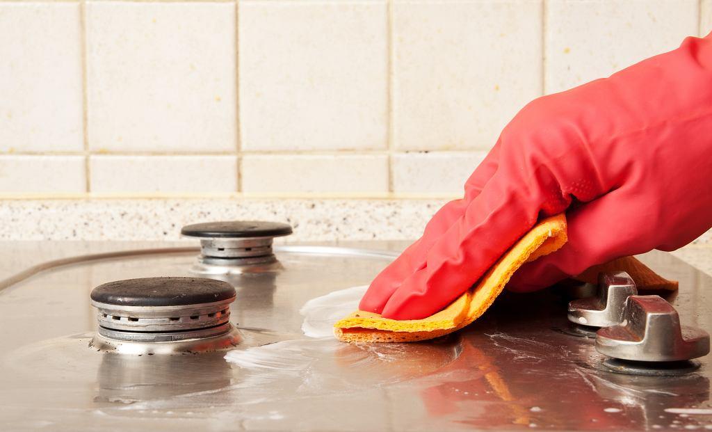 Jakie błędy popełniamy podczas mycia kuchni?