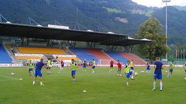 Stadion w Vaduz