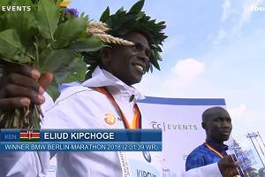 Maraton w Berlinie. Eliud Kpchoge z rekordem świata