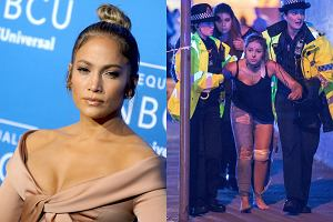 Jennifer Lopez, ranna w zamachu