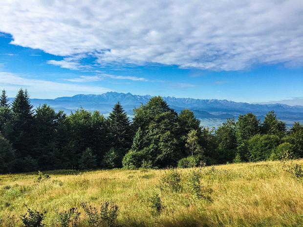 Gorce Ultra Trail - na trasie