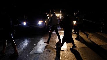 Blackout w Caracas z 22 czerwca