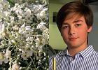 Najstarszy syn Małgorzaty Rozenek zostanie artystą? Jego profil na Instagramie to mała galeria sztuki