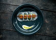 Kisir tartar: bulgur, wołowina, rzodkiew, marynowany kalafior - ugotuj
