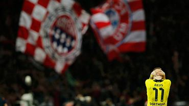 Marco Reus ukrył głowę w dłoniach