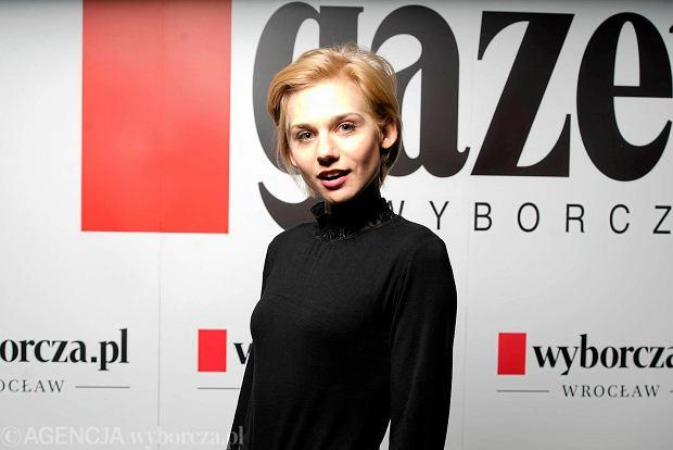 Małgorzata Gorol, laureatka nagrody WARTO 2016
