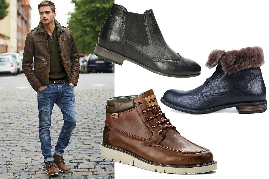 ecb5b755 Które zimowe buty męskie będą hitem sezonu? Wybieramy najlepsze modele