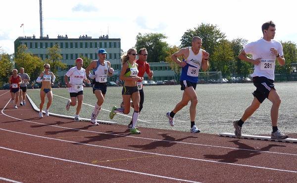 Łowicki Półmaraton Jesieni (2010)