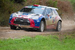 Kubica i Baran wygrali Rallye Vosgien