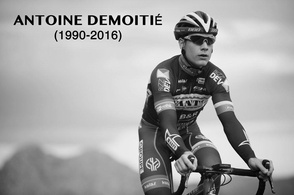 Zmarł Antoine Demoitie