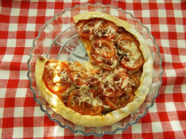 Pizza Dla Jednej Osoby Przepis Wszystko O Gotowaniu W