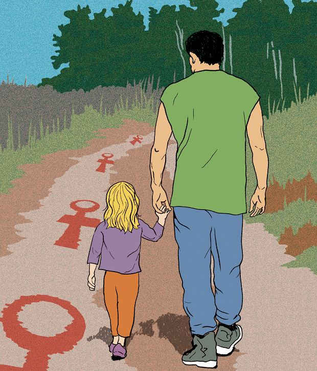 Faceci, kochajcie swoje żony. Sprawicie, że będą szczęśliwe. A swoim córkom dacie przekonanie, że są warte wszystkiego, co najlepsze