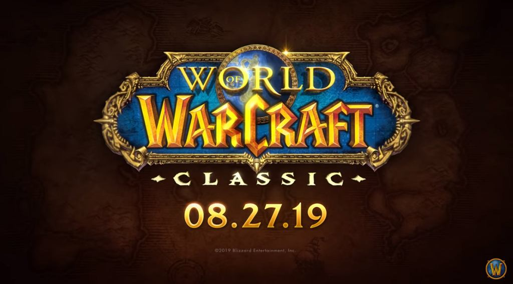 Premiera World of Warcraft Classic
