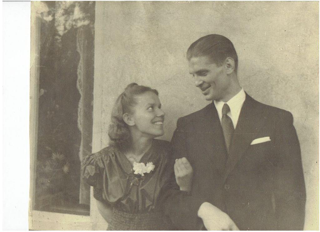Mąż pani Marii w 1939 roku został wywieziony do obozu w Ostaszkowie, a potem trafił na roboty do obozu w Niemczech