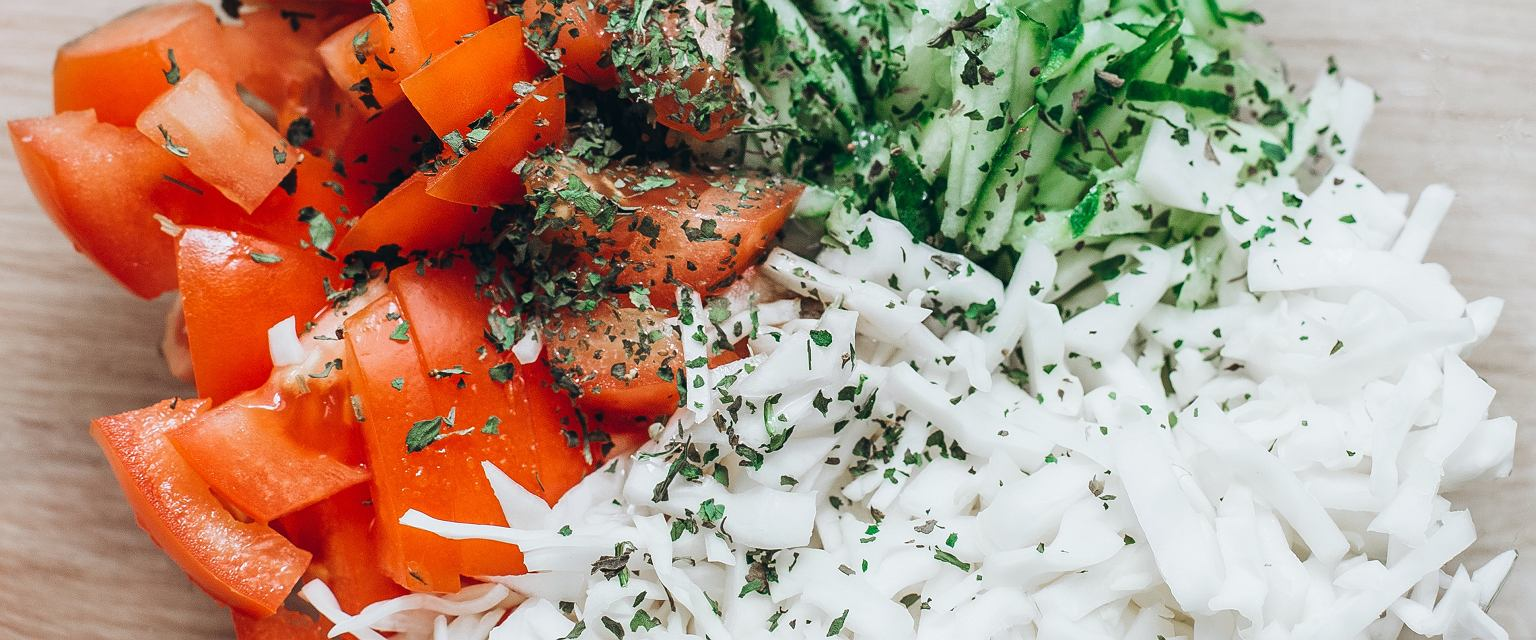 Sałatka warzywna