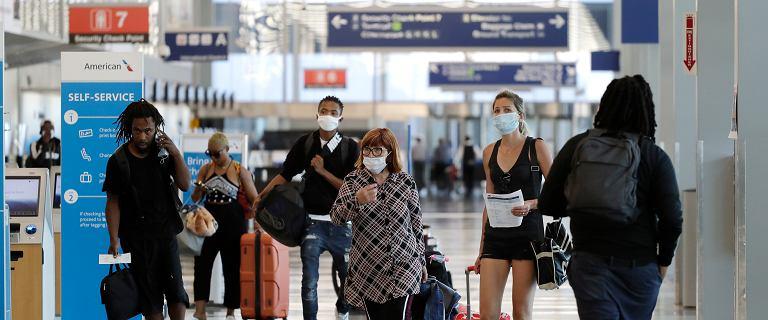 """USA są """"w nowej fazie"""" pandemii. """"Jest inna"""". Ostrzeżenie grupy zadaniowej"""
