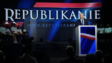 Prezentacja nowej partii Adama Bielana w Warszawie