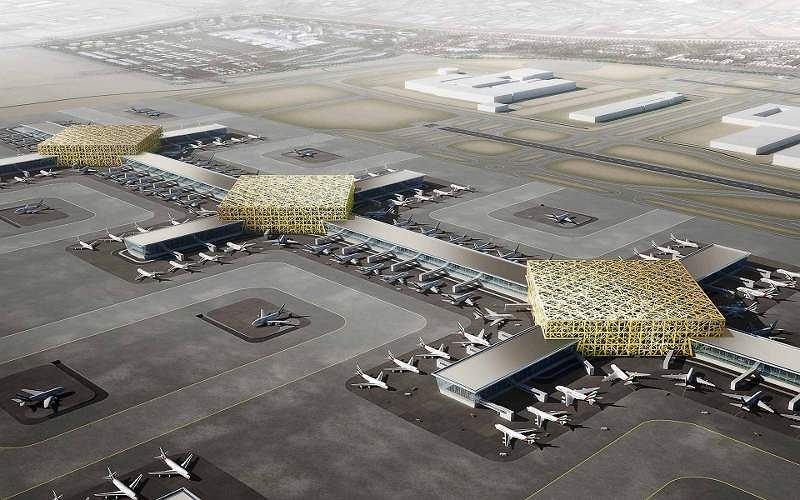 Rozbudowa lotniska Al Maktoum - wizaulizacje
