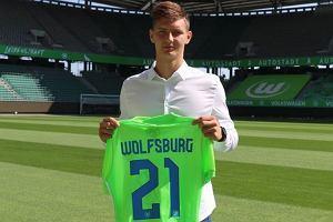 """""""Nowy Lewandowski"""" najpierw wyważył drzwi ekstraklasy, teraz chce podbić Niemcy. """"Olbrzymi potencjał"""""""