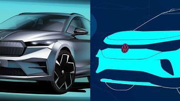 Skoda Enyaq iV i Volkswagen ID.4