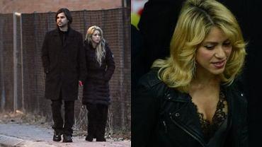 Shakira i Antonio de la Rua.
