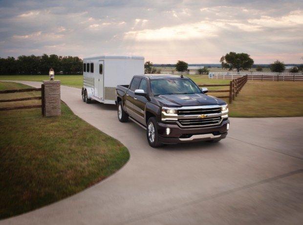 Nowy Chevrolet Silverado
