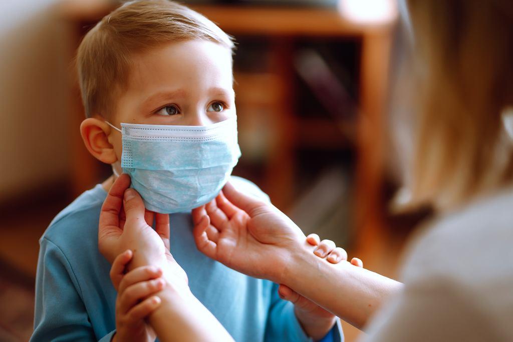 Koronawirus u dzieci