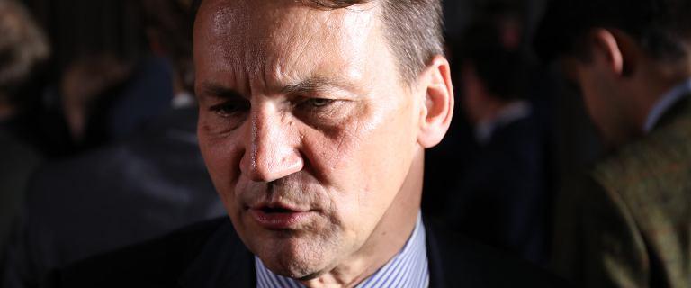 """Sikorski komentuje starcie z Kempą. """"Tworzenie klimatu do mordu politycznego"""""""