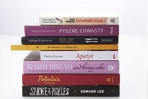 Książki kulinarne na październik