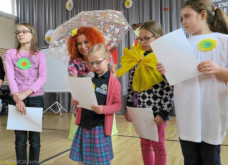 2016 r. Międzyszkolne Spotkania Twórcze w Szkole Podstawowej nr 11