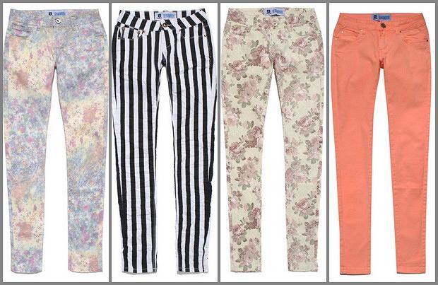 Kolekcja spodni-rurek marki DenimBox
