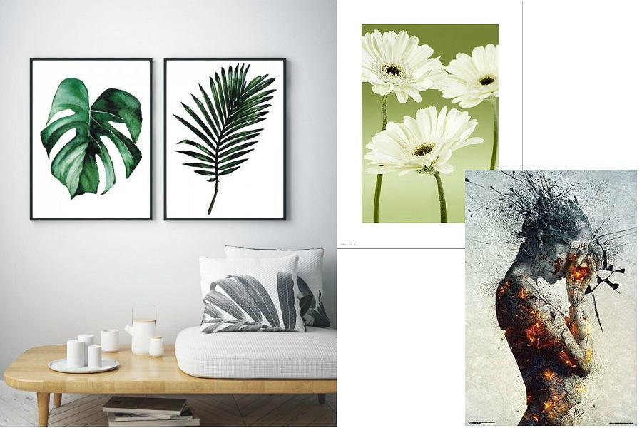 Wiosenne Plakaty Które Ożywią Twoje Mieszkanie
