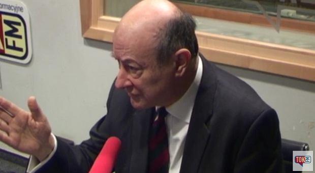Jacek Rostowski w 'Poranku Radia TOK FM'